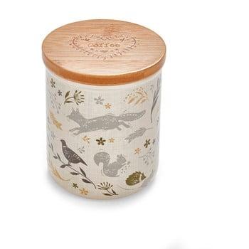 Recipient ceramică pentru cafea Cooksmart Woodland