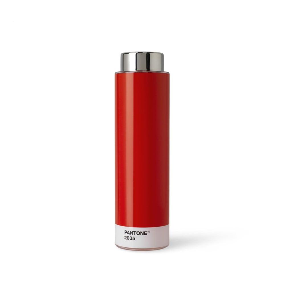 Červená láhev z tritanu Pantone, 500ml