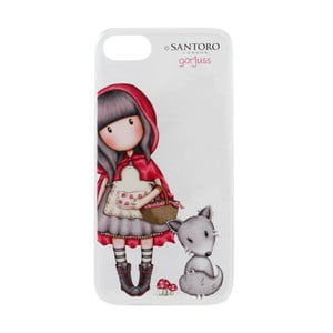 Ochranný kryt na iPhone 8 Santoro London Gorjuss Little Red Riding Hood