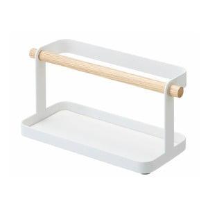 Bílý stojánek na telefon / tablet / dálkové ovladače Yamazaki Tosca
