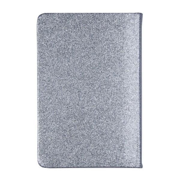 Agendă Tri-Coastal Design Gorgeous, argintiu