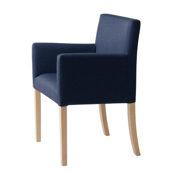 Fotoliu Custom Form Wilton, albastru închis