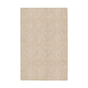 Béžový oboustranný koberec vhodný i do exteriéru Green Decore Viva, 120 x 180 cm