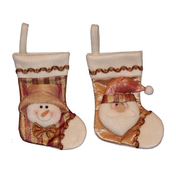 Sada 4 ponožek Christmas Socks
