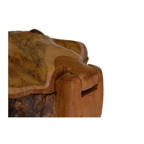 Dřevěná šperkovnice Vertical