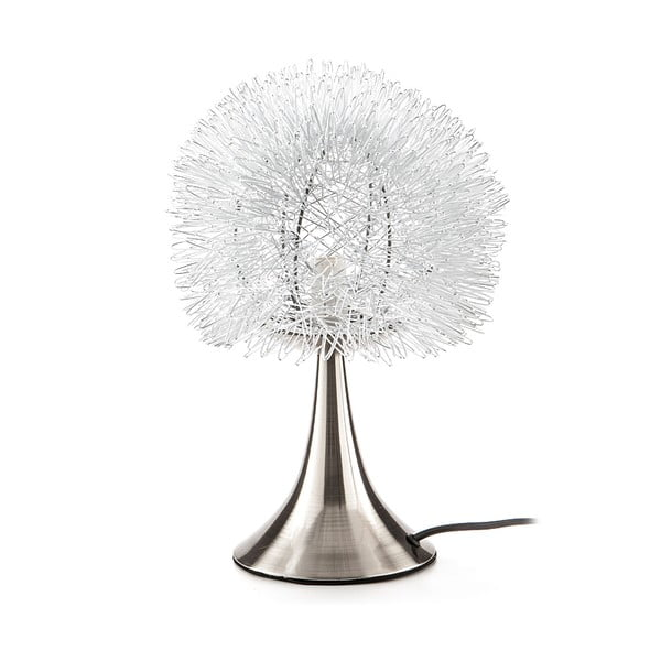 Biała lampa stołowa Tomasucci Panica