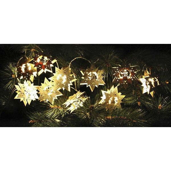 Svítící dekorace Winter Flame
