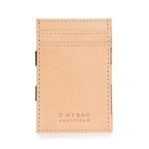 Béžová peněženka na karty O My Bag Magic