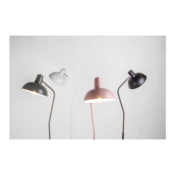 Černá volně stojící lampa Leitmotiv Hood