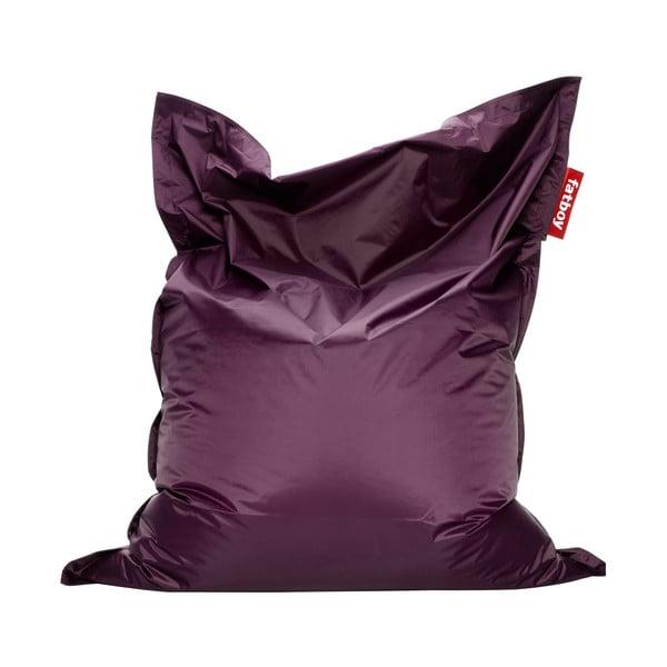 Fatboy sedací vak Original, tmavě fialový