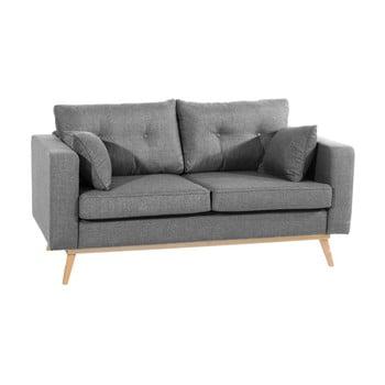 Canapea cu 2 locuri Max Winzer Tomme gri