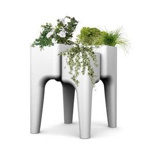 Designový květináč KIGA Medium 88x68 cm, bílý