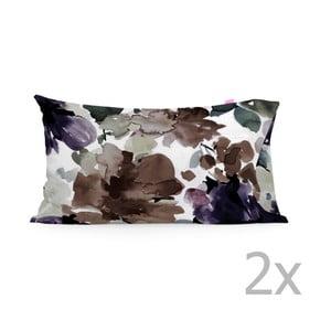 Sada 2 bavlněných povlaků na polštář Happy Friday Sunste Garden,50x80cm