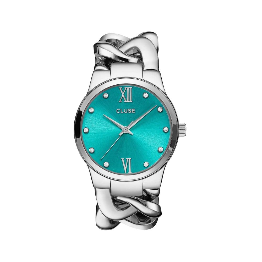 824fc92512d Dámské hodinky Elegante Stones Silver Mint