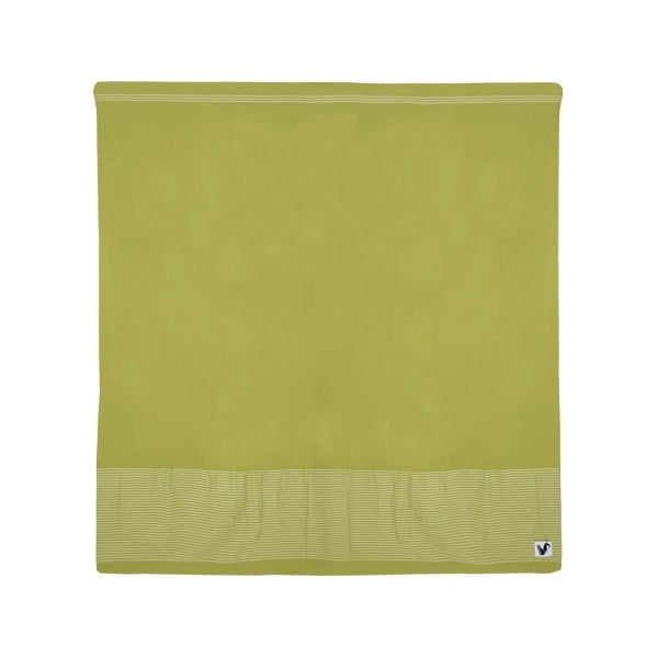 Plážová deka Flat Seat XL Olive, 200x200 cm