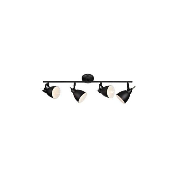 Fjallbacka fekete négyágú mennyezeti lámpa - Markslöjd