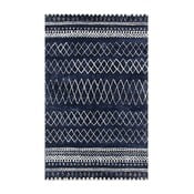 Modrý koberec Eco Rugs Sea Captain, 120x170cm