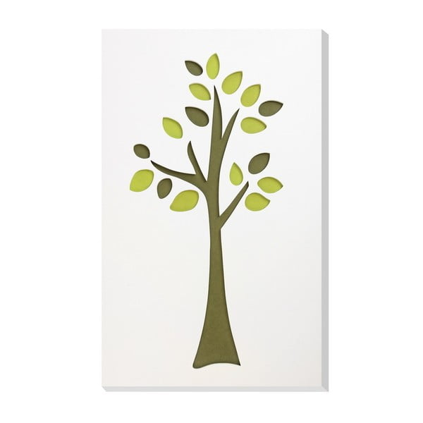 Nástěnná dekorace C-tru Green Tree