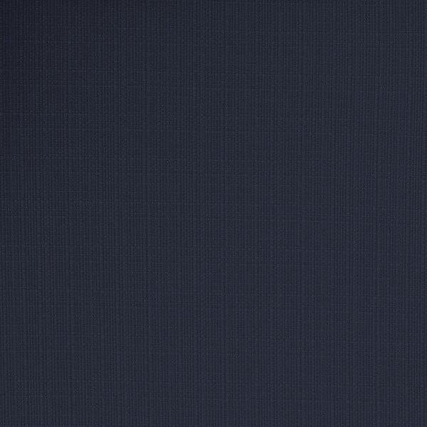 Tmavě modrá dvoumístná rozkládací pohovka Vivonita Brent
