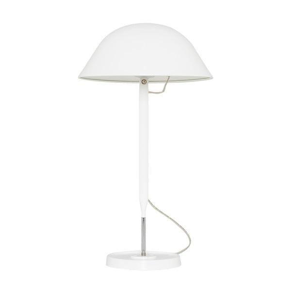 Stolní lampa Newz, bílá