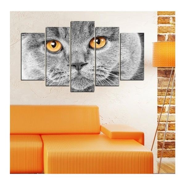 Vícedílný obraz Insigne Cat Eyes, 102x60cm