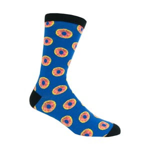 Unisex ponožky Fisura Calcetines Chico Donuts