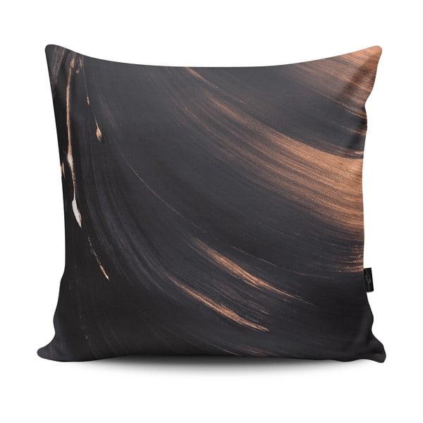 Polštář Shady Grey Pink, 33x33 cm