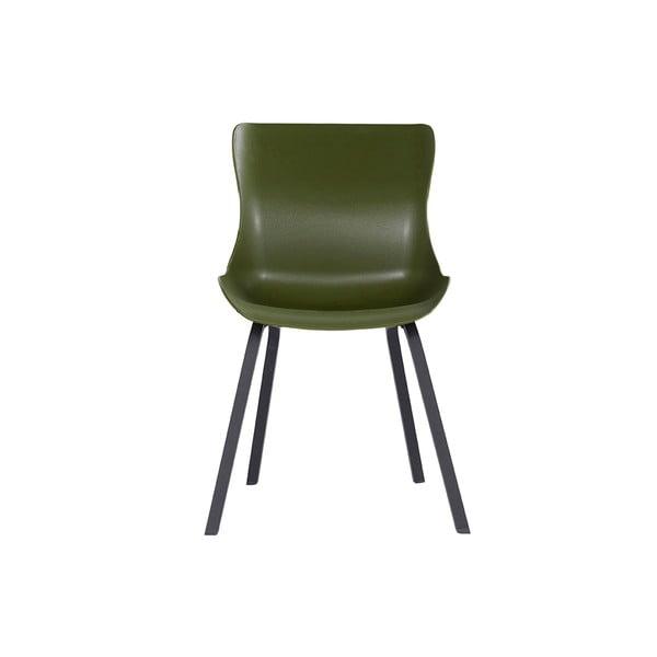 Set 2 scaune de grădină Hartman Sophie Element, verde închis