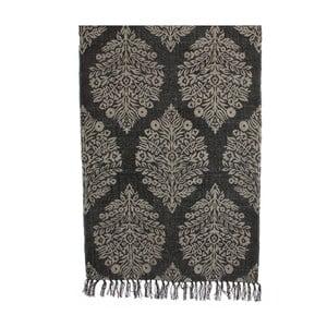 Hnědý koberec Mica Biryani, 120x170cm