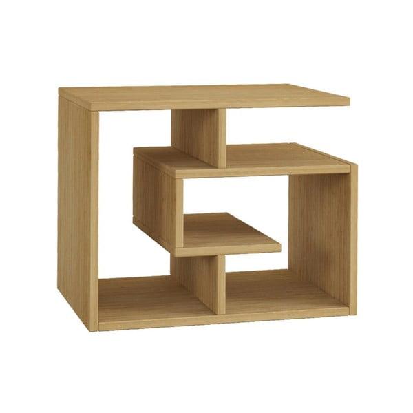 Konferenční stolek k pohovce Labirent, dekor dub
