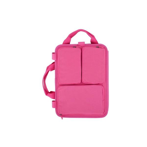 """Taška na notebook 13,5"""" Moleskine, růžová"""