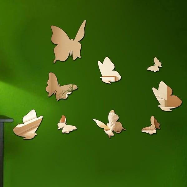 Dekorativní zrcadlo Butterflies