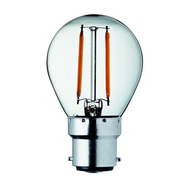 Sada 10 ks LED žárovek Golf B22