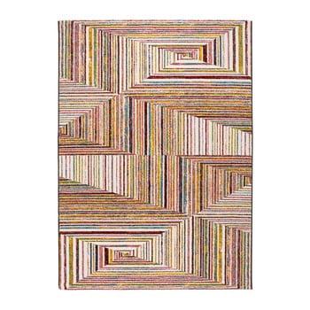 Covor adecvat și pentru exterior Universal Moar Multi Derro, 140 x 200 cm de la Universal