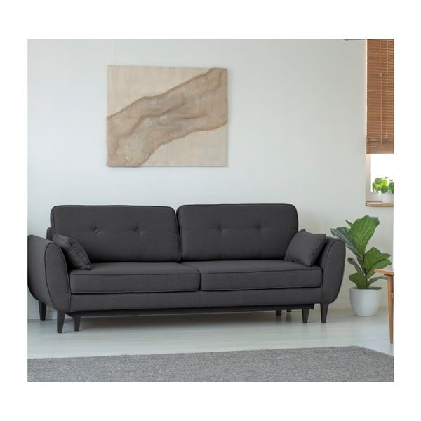 Canapea extensibilă HARPER MAISON Laila, gri