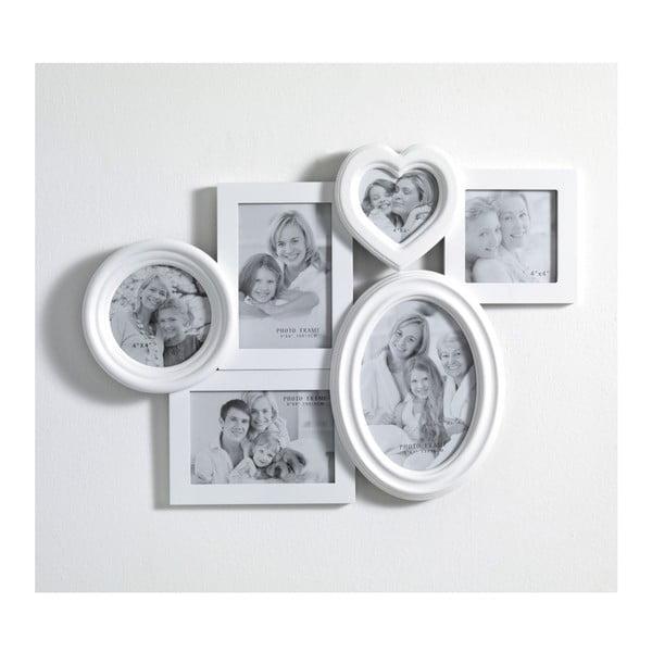Random fehér fali képkeret - Tomasucci