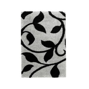 Covor Think Rugs Fashion Grey Black, 160 x 220 cm, gri - negru