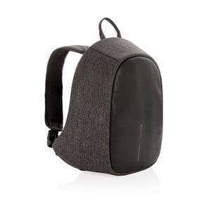 Černo-šedý dámský bezpečnostní batoh XDDesign Elle Protective, 8l