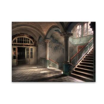 Tablou Styler Glasspik Staircase, 80 x 120 cm