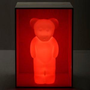 Lampa Lumibär, červená