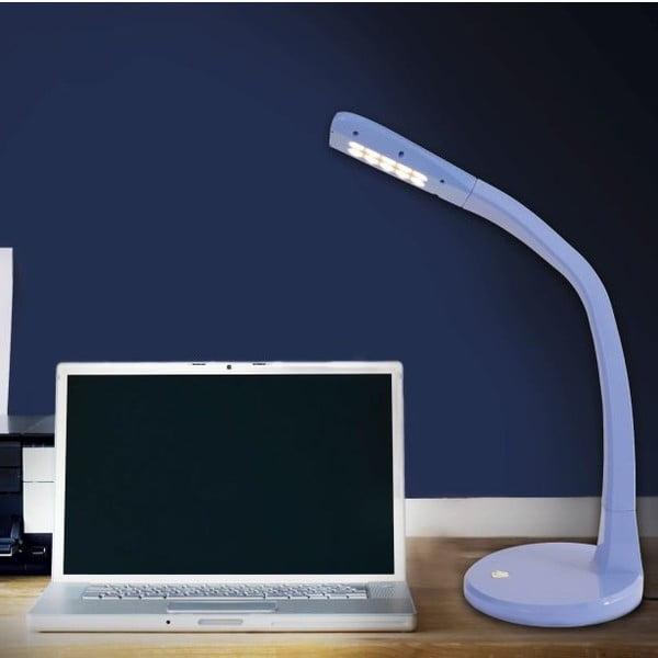 Stolní LED lampa Light Blue