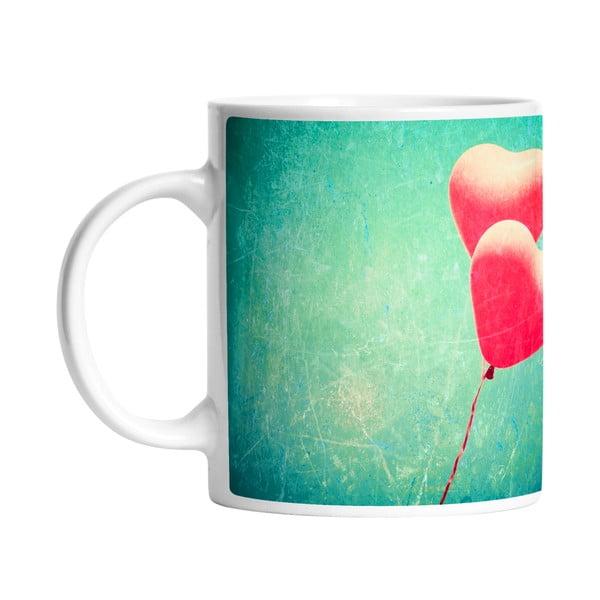 Hrnek Love Baloon, 330 ml