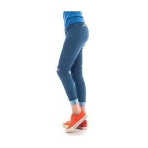 Modré legíny Lull Loungewear Carrizal, vel.L
