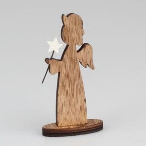 Vánoční dekorace ve tvaru anděla Dakls Jasper