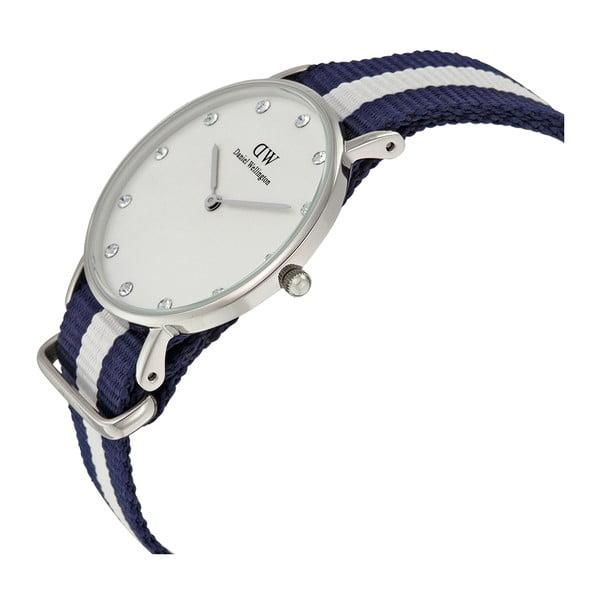Dámské hodinky Daniel Wellington Glasgow Silver L