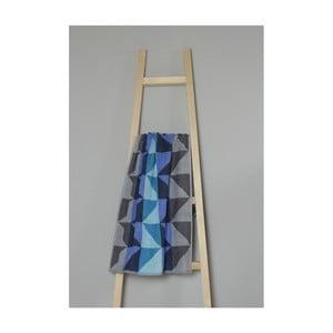 Vzorovaný bavlněný ručník My Home Plus Spa, 50 x 100 cm
