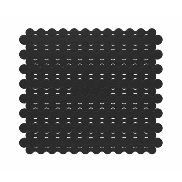 Suport pentru chiuvetă Kela Rincer, 28 x 25 cm, negru