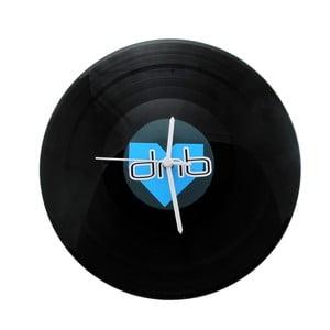 Vinylové hodiny DnB