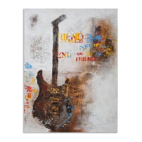 Guitar Art kép, 90 x 120 cm - Mauro Ferretti