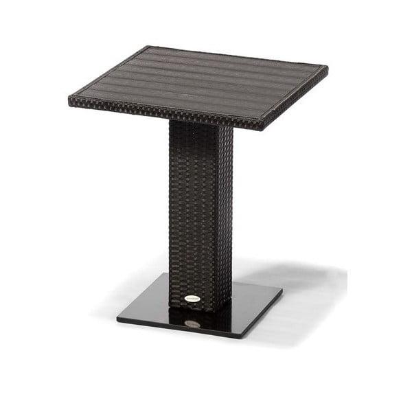 Antracitově šedý jídelní stůl Timpana Ciara